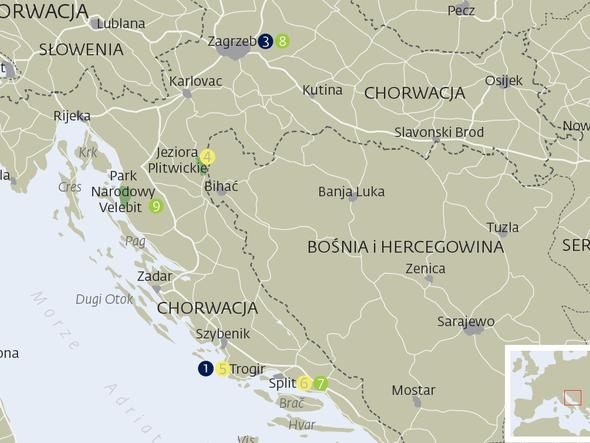 Chorwacja domek letniskowy 10 osobowy nad morzem 4 you