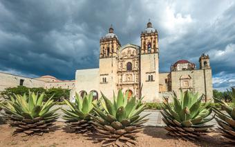Miasta kolonialne w Meksyku: Oaxaca