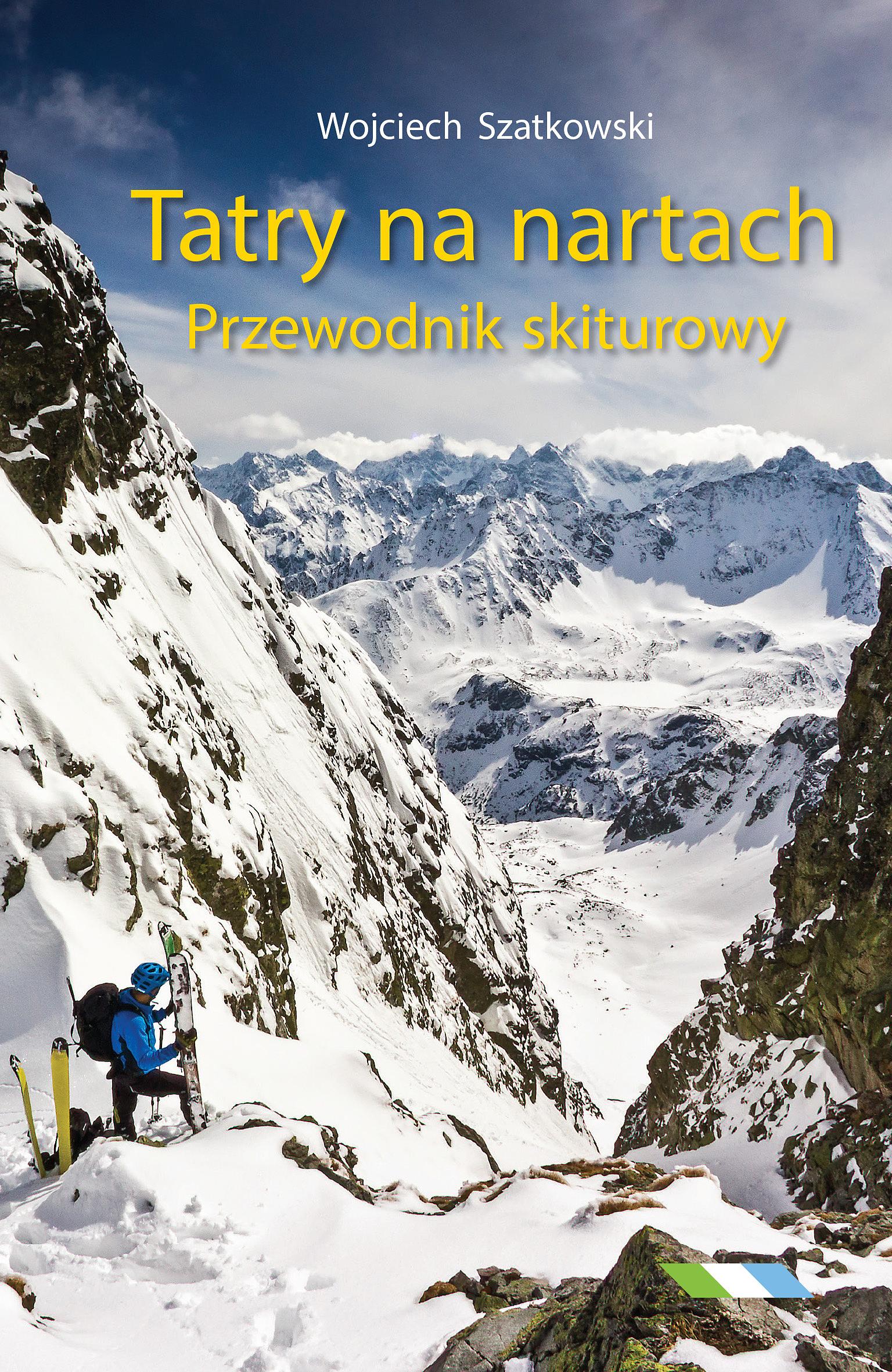 Tatry na nartach. Poradnik skiturowy