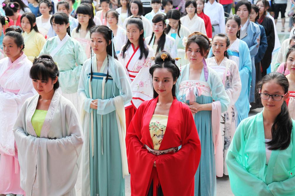 Walentynki w Chinach