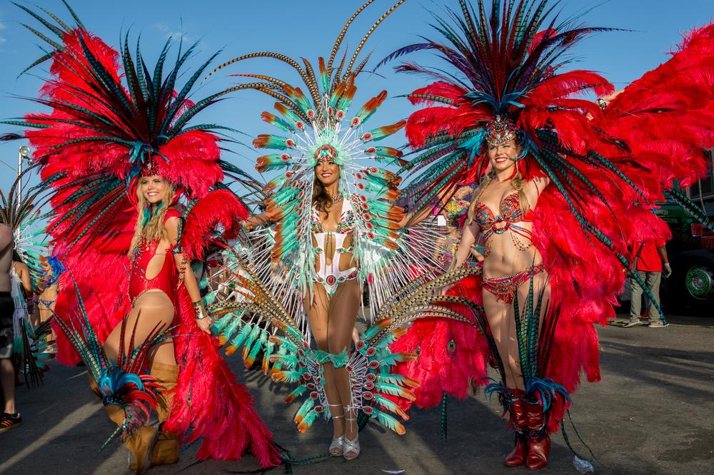Karnawał na Trynidadzie